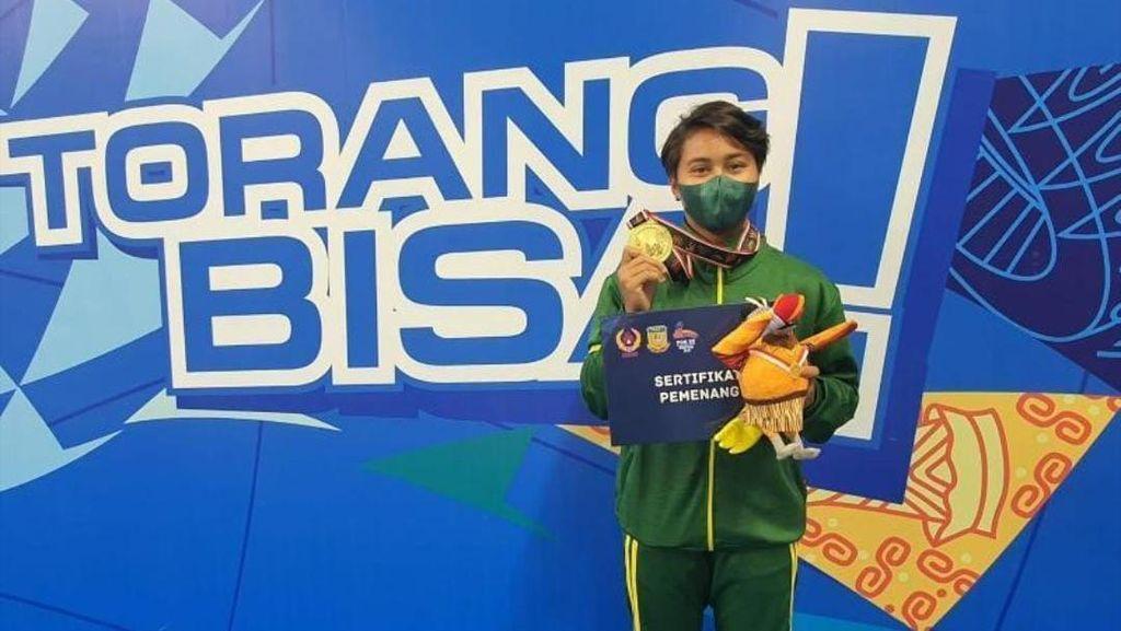 Keren, Siswa SMPN 40 Surabaya Borong 3 Medali Emas PON Papua