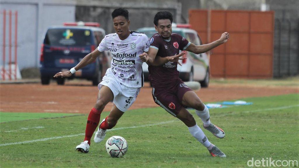 Taklukan Bali United, PSM Makassar Unggul 2-1