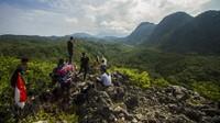 Potret Geopark Meratus yang Diajukan Jadi UNESCO Global Geopark