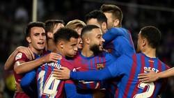 Barcelona Vs Valencia: Comeback! El Barca Menang 3-1