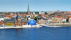 Aarhus, Kota di Denmark Tempat Jonatan Christie dkk Menangi Piala Thomas
