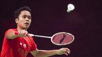 Denmark Open 2021: Anthony Retired, Vito Takluk Straight Set