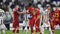 Drama Juventus Vs Roma: Wasit Orsato Terlalu Cepat Tiup Peluit?
