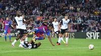 Barcelona Vs Valencia: Barca Layak Dikasih Penalti?