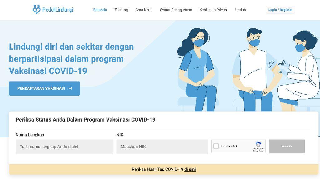 Pendaftaran Vaksinasi COVID-19 Online, Pelajar Sudah Daftar Belum?