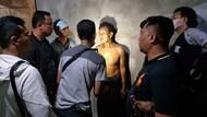 Detik-detik Suami Pembunuh Istri Ditangkap di Sumsel