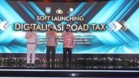 Stiker Road Tax Mulai Nempel di Kendaraan, yang Belum Bayar Pajak Ketahuan