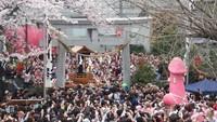 Festival Penis di Jepang, Jangan Ngelamun Jorok Dulu, Ini Festival Sakral