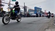Tetap Fokus, Jalan Raya Cileunyi-Cibiru Bergelombang