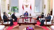 Presiden Jokowi Terima Kunjungan Menlu Malaysia, Ini yang Dibahas