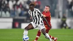 Juventus Vs Roma: Panas! Bianconeri Taklukkan I Lupi 1-0