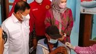 Vaksinasi di Ponorogo Masih Rendah, Menteri PPN Cek Penyebabnya