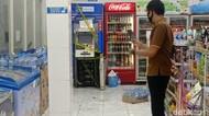 Mesin ATM Minimarket di Tasikmalaya Dibobol Maling, Rp 136 Juta Raib