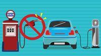 10 Negara Setop Jual Kendaraan BBM