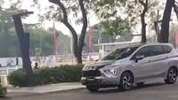 Heboh Penampakan Mitsubishi Xpander Facelift di Tengah Kabar Avanza Baru
