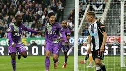 Newcastle Vs Tottenham: The Lilywhites Menang 3-2