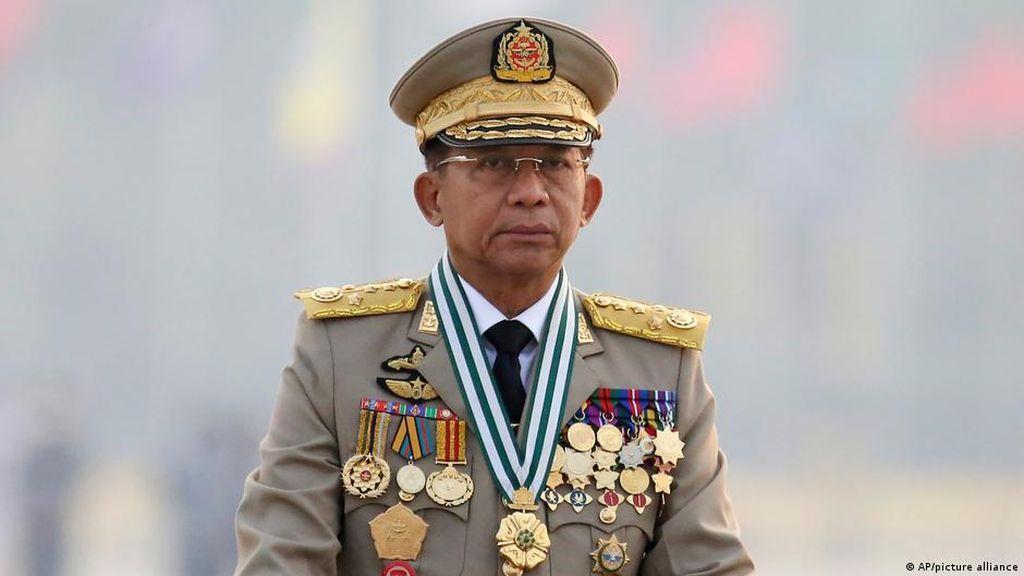 Oposisi Myanmar Sambut Baik Junta Militer Tidak Diundang KTT ASEAN