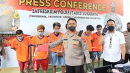 Penjambret Satu Keluarga yang Tewaskan Korbannya di Surabaya Tertangkap
