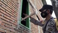 Kesaksian Warga Polman Sulbar Saat Rumahnya Diterjang Peluru Nyasar