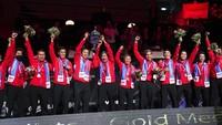 Berapa Hadiah Buat Juara Piala Thomas?