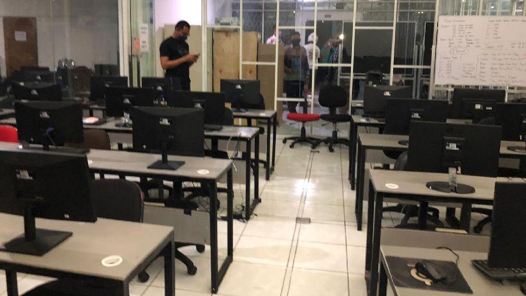 Kantor Pinjol Ilegal yang Digerebek Polda Jateng Berada di Yogyakarta!