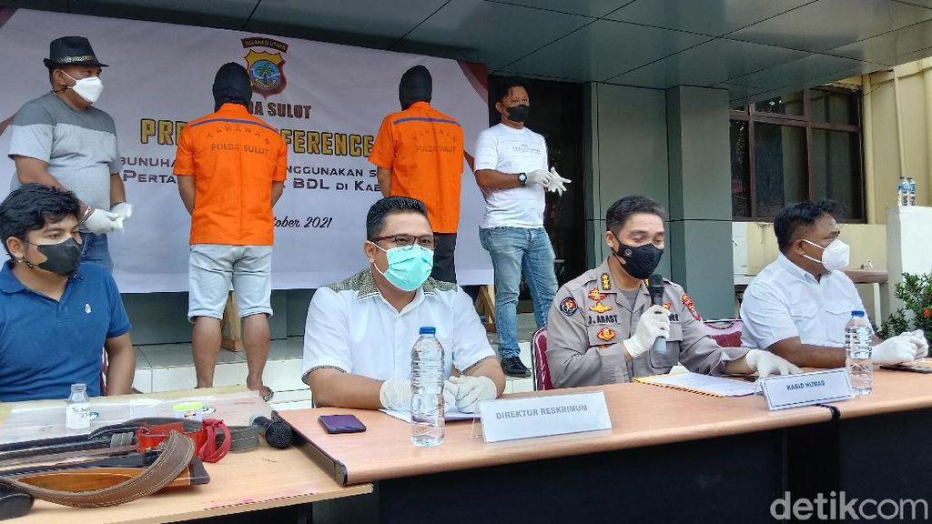 Konflik Lahan di Sulut Berujung Warga Tewas Ditembak, 2 Pelaku Dibekuk!
