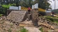 Babak Baru Nasib Jembatan Buntung di Cianjur