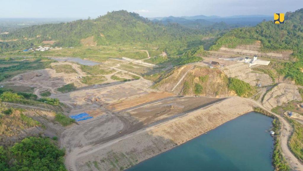 Mengintip Proyek Bendungan Rp 1,5 Triliun di Aceh