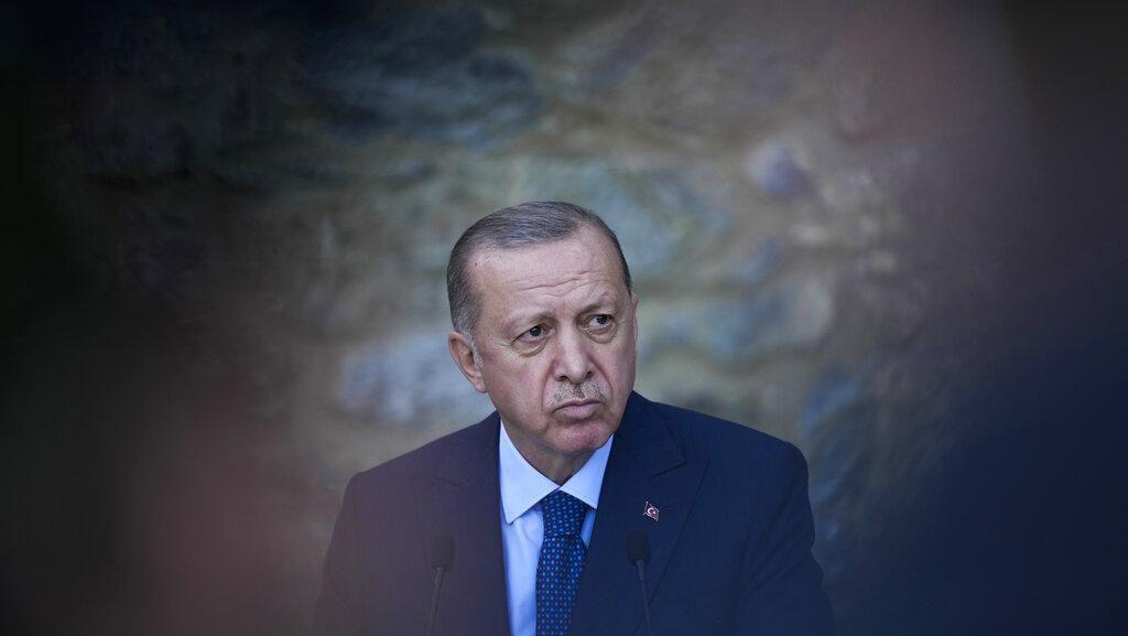 Dukungan ke Aktivis Turki Bikin 10 Dubes Negara Barat Diusir Erdogan