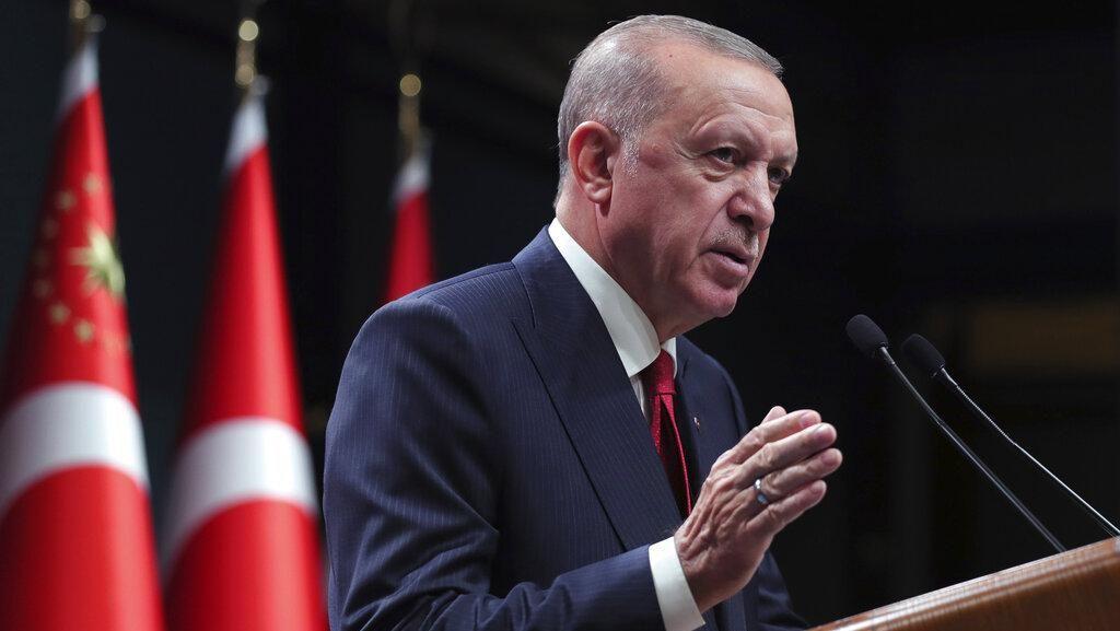 Saat Erdogan Minta Menlunya Usir 10 Dubes Jerman-AS