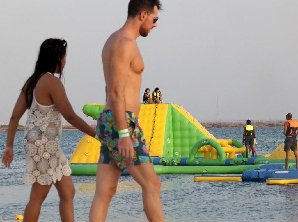 Geger Pantai Bikini Arab Saudi