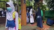 Senangnya Siswa SD di Kota Bogor Bisa Belajar Tatap Muka