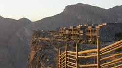 Potret Hotel Mewah di Jabal Akhdar, Titik Tertinggi Oman