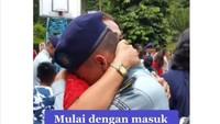 Kisah Perjuangan Pria Gagal Masuk TNI, Pantang Menyerah Mulai dari Nol Lagi