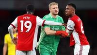 Arsenal Ungguli Crystal Palace 1-0 di Babak Pertama