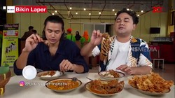 Bikin Laper! Ncess Nabati Keringetan Makan Kepala Kakap Super Pedas