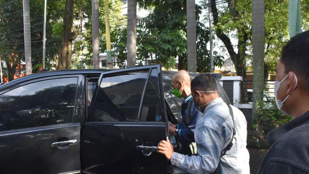 Eks Dosen Buronan Korupsi Rehabilitasi Gempa Bantul Dibekuk di Bandung