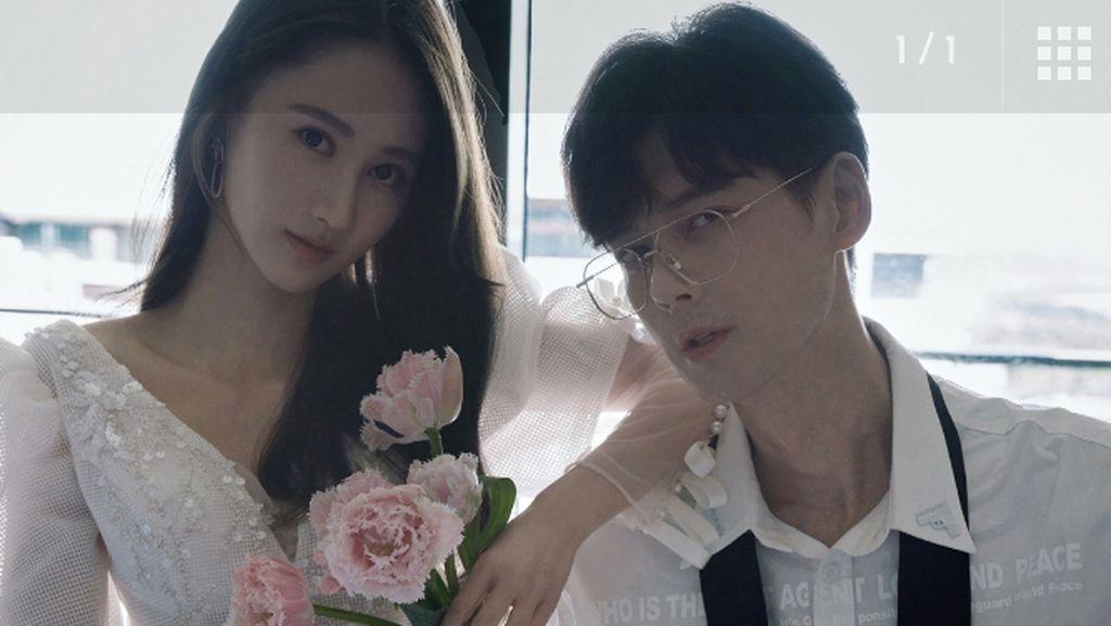 Kisah Cinta Aktor Taiwan yang Terpaut Usia 19 Tahun