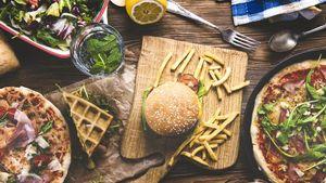 Fast Food Kaki Lima