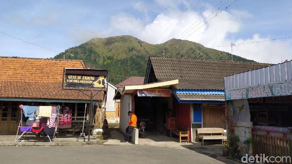 2 Hari Tersesat di Gunung Andong, Pendaki Ini Ditemukan Lemas di Jurang