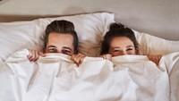 Saat Oral Seks Bikin Istri Tak Nyaman, Ini yang Sebaiknya Dilakukan Suami