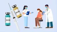 10 Jenis Vaksin COVID yang Dipakai di RI: Dosis-Jeda Waktu Pemberian