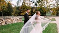 Detail Pernikahan Jennifer Gates dengan Pria Arab, Akad Hingga Suasana Pesta