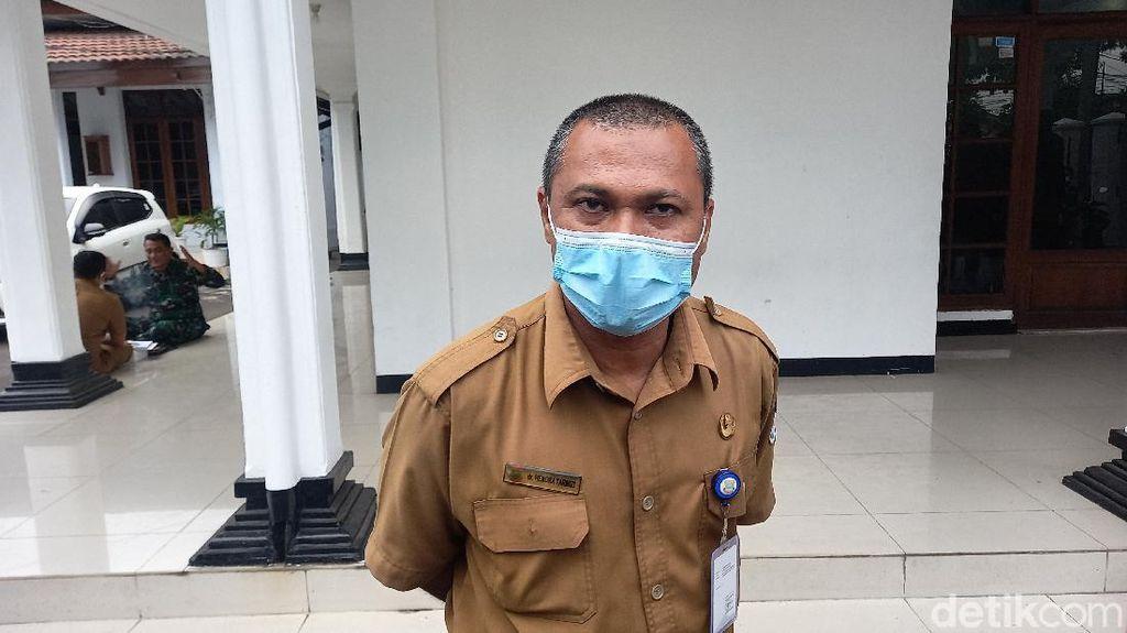 Pemkab Tangerang Targetkan Vaksinasi COVID 58 Ribu Dosis/Hari