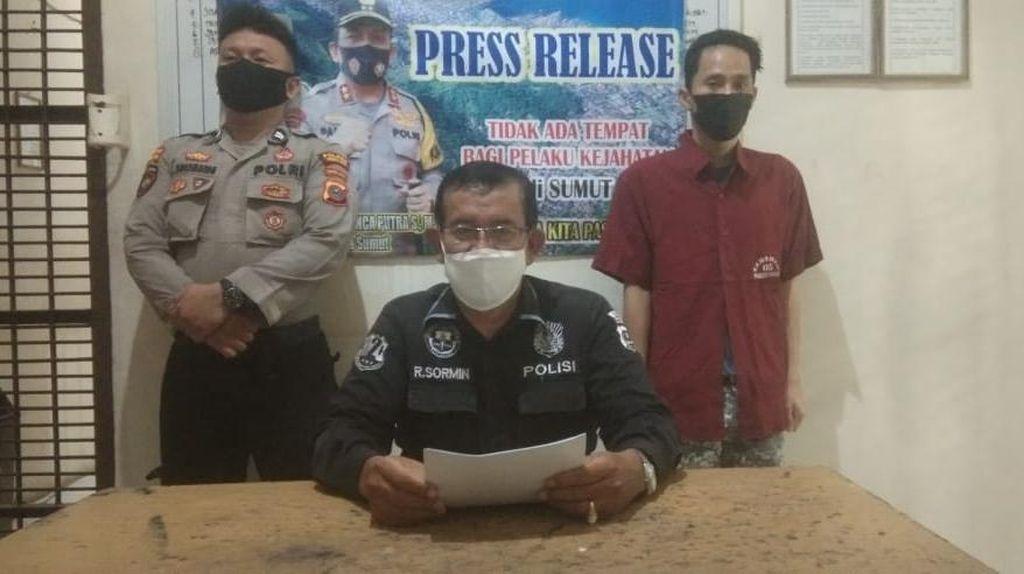 Sodomi Anak Tetangga, Pria di Sumut Ditangkap