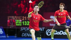 Denmark Open 2021: Kevin/Marcus Kandas di Babak Kedua!
