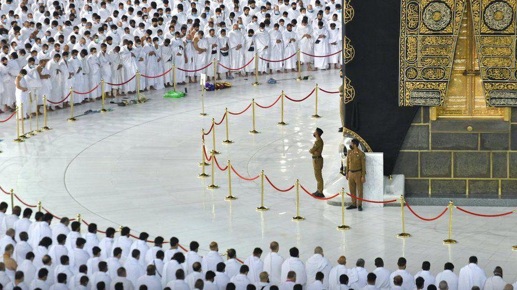 Cerita WNI Menangis Masuk Masjidil Haram dalam Kapasitas Penuh