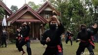 Melihat Saung Ciburial, Desa Wisata Top yang Dikunjungi Sandiaga Uno