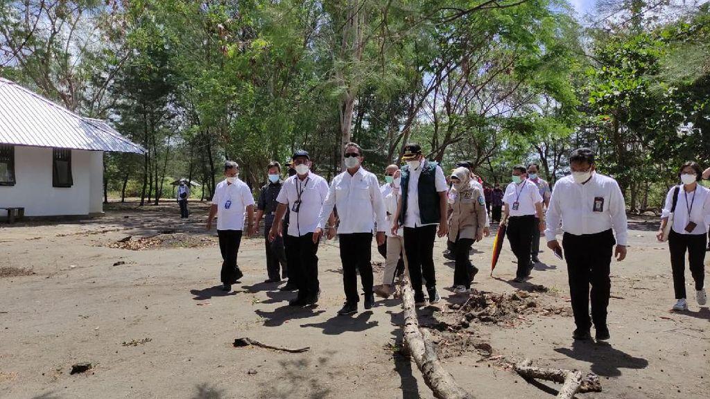 Menteri KKP Ajak Pemkab Sidoarjo-Masyarakat Jaga Kelestarian Pulau Lusi