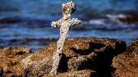Pedang Prajurit Perang Salib Ketemu di Laut, Umurnya 900 Tahun, Indah dan Langka